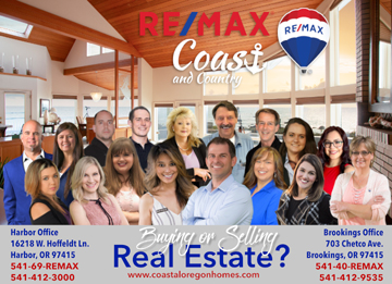 RE/MAX Coast and Country Team photo